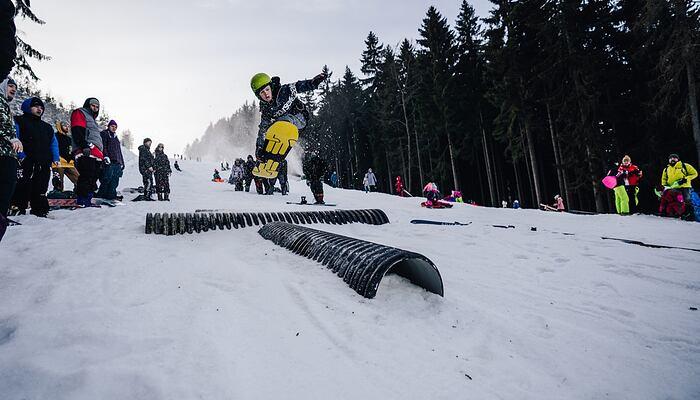 "Matyáš ""Maty"" Krejčí: Ride a snowboard!"