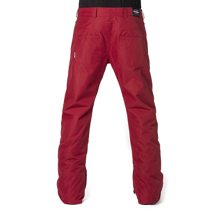 Pinball pants - red
