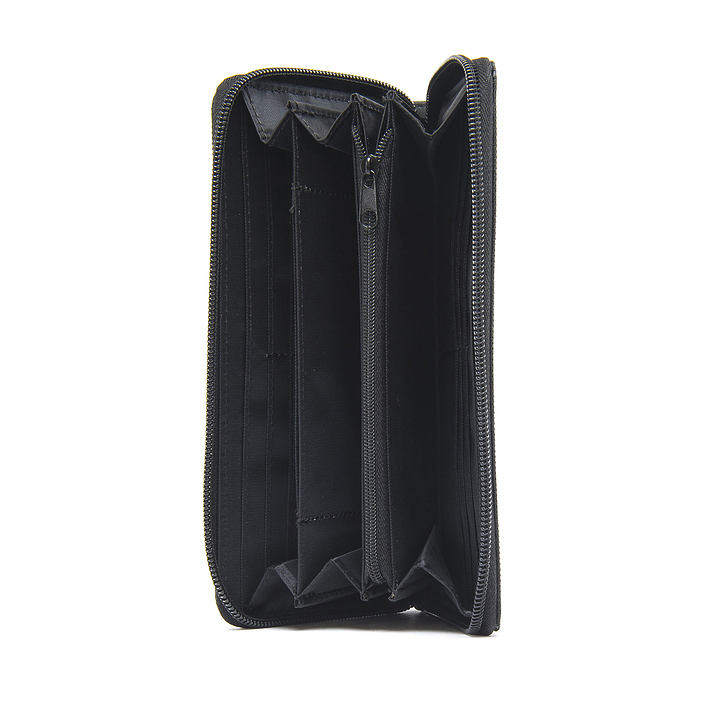Tate wallet - black