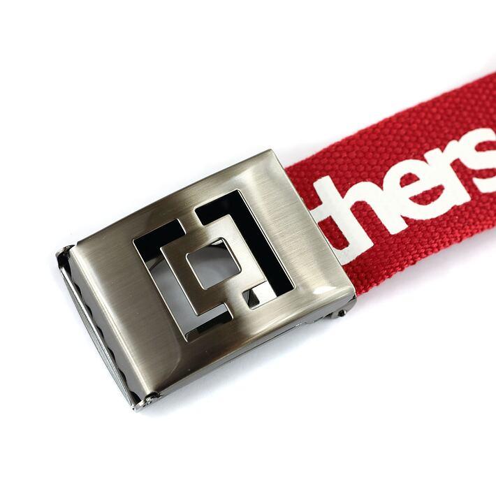 Idol belt - red
