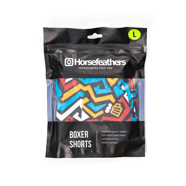 Horsefeathers boxerky Sidney maze - balení