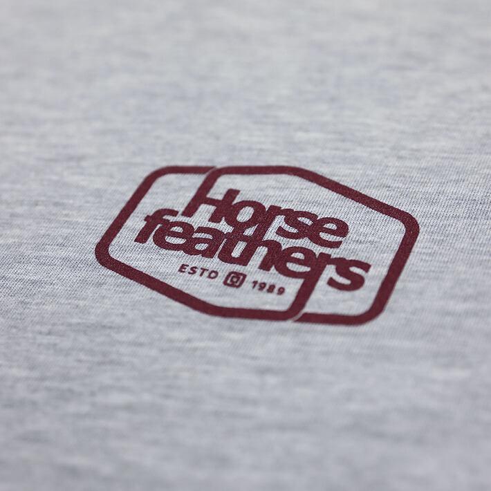 Fab t-shirt - ash