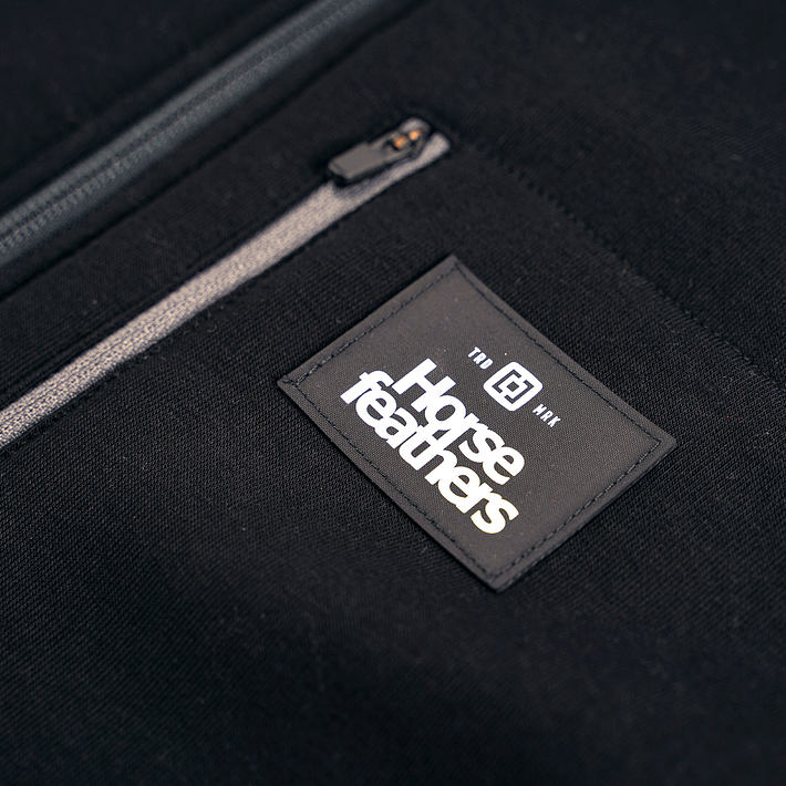 Kade hoodie - black