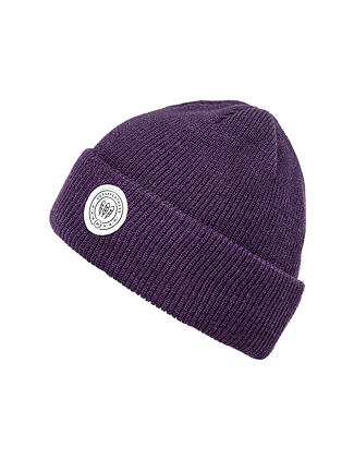 Vilma Youth beanie - grape