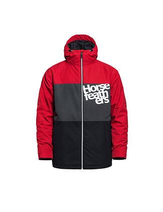 Hale jacket - red