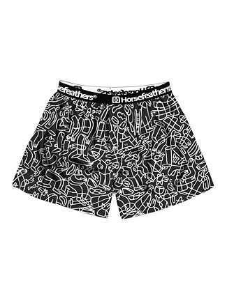 Frazier boxer shorts - doodle