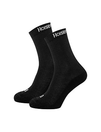 Delete 3Pack socks - black