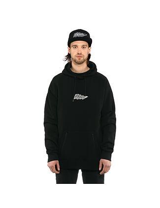 Mykel hoodie - black