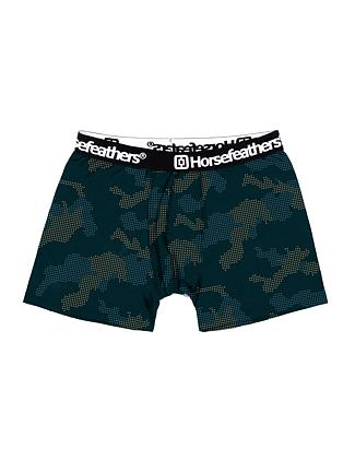 Sidney boxer briefs - dotted camo