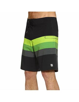 Vic boardshorts - lime