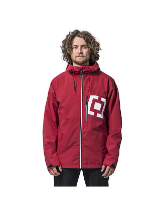 Isaac jacket - red