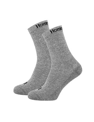 Delete 3Pack socks - heather gray