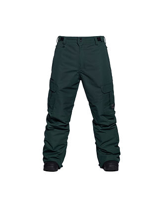 Howel 15 pants - deep green