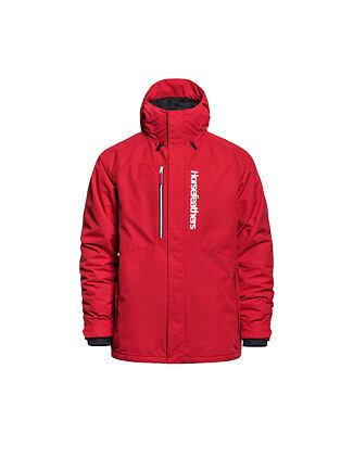 Glenn jacket - red