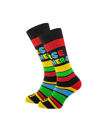 Mario Youth snowboard socks - black