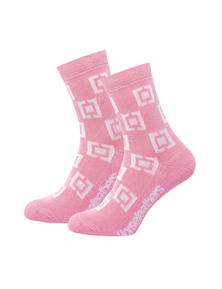 Dazed socks - pink lady
