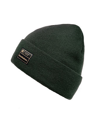 Mike beanie - deep green