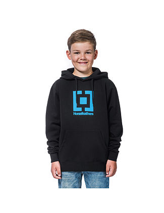 Leader Youth hoodie - black