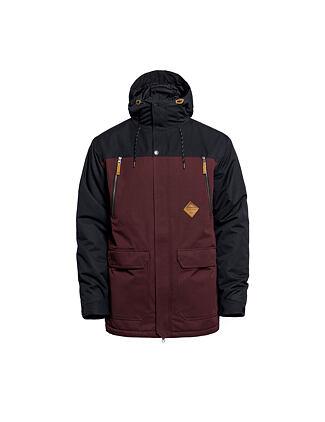 Thorn jacket - raisin