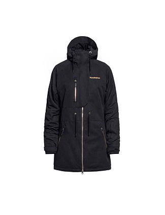 Kassia jacket - black