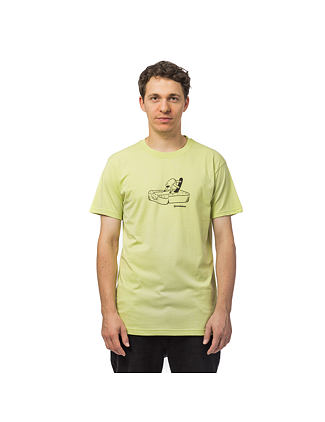 Butter t-shirt - lemon grass