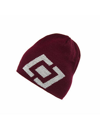 Windsor beanie - red