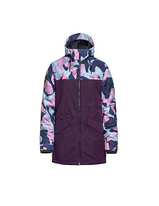 Arianna jacket - paradise