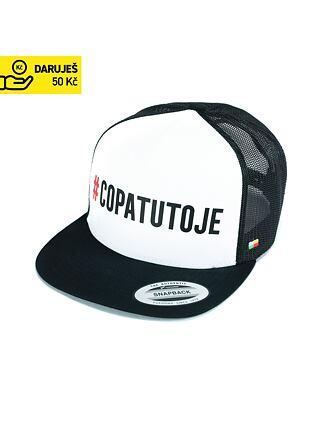 COPATUTOJE trucker cap - white
