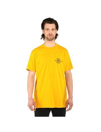 Shaft t-shirt - citrus