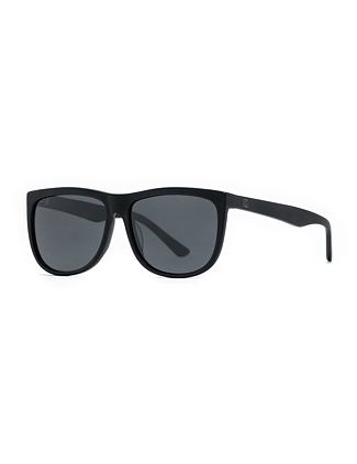 Gabe sunglasses - matt black/gray