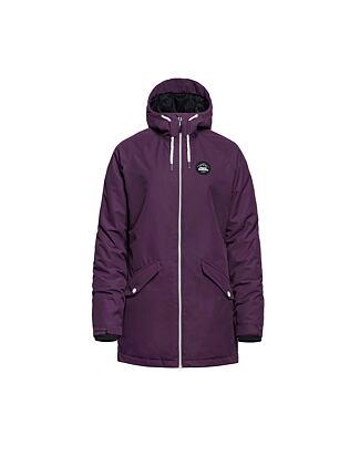 Margot jacket - grape