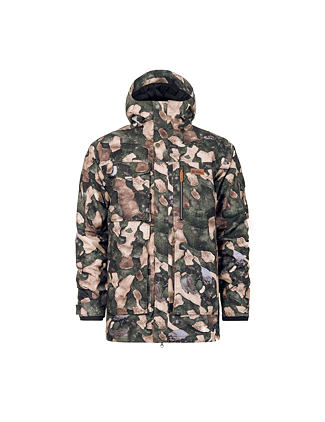 Herald jacket - tree camo