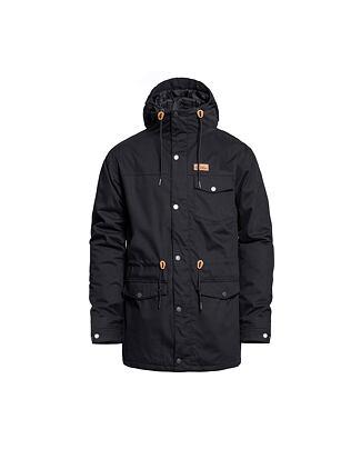 Preston jacket - black