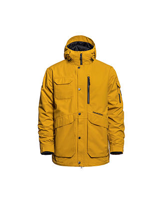 Barnett jacket - golden yellow