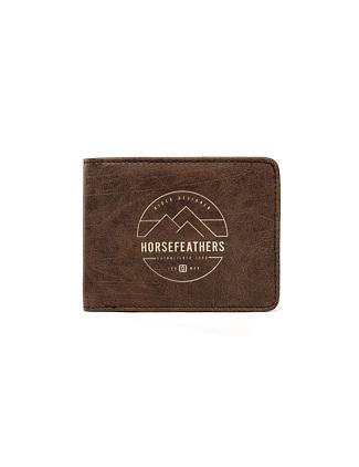 Cain wallet - brown