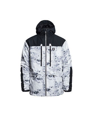 Crescent jacket - birch