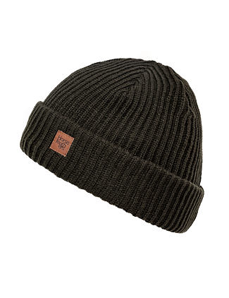 Again beanie - deep green
