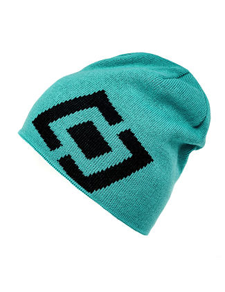 Windsor beanie - scuba blue