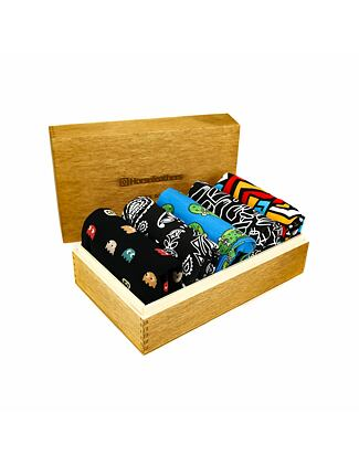 5 boxer briefs Gift box