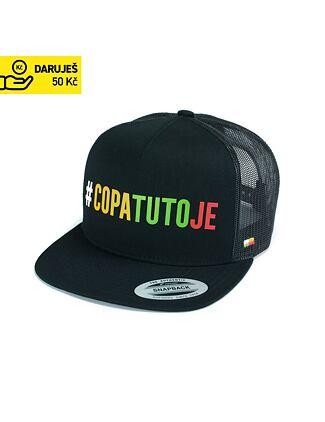 COPATUTOJE trucker cap - multicolor