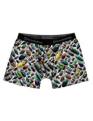 Sidney boxer briefs - bugs