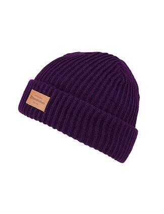 Visa beanie - purple
