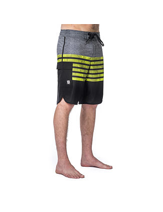 Gus boardshorts - lime