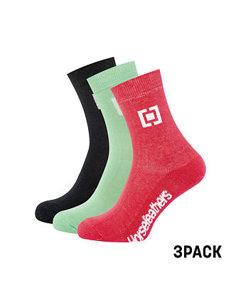 Tati 3pack socks - assorted