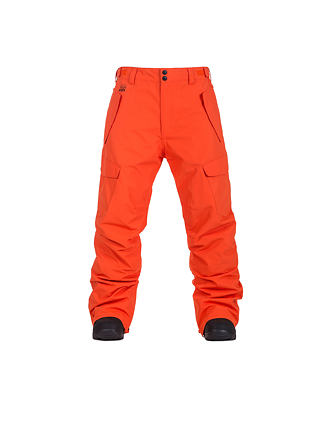 Bars pants - red orange