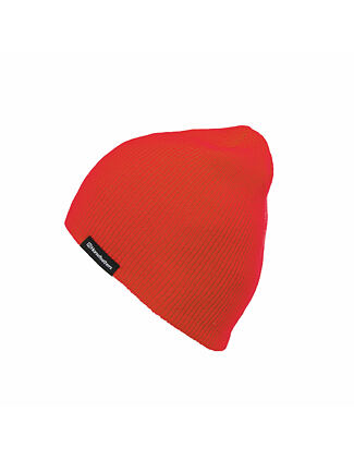 Yard beanie - red orange