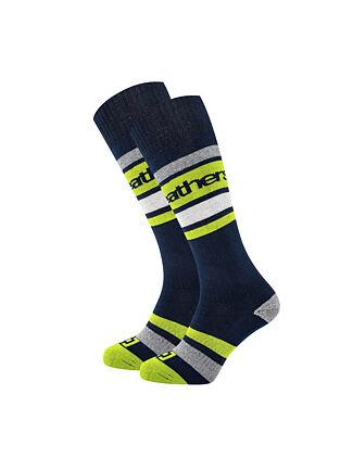 Mace snowboard socks - navy