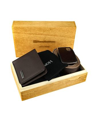Premium gift box (wallet + belt + socks 3pack)