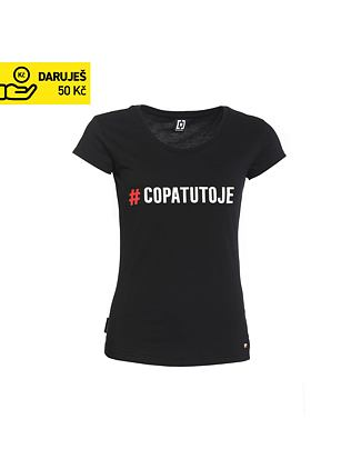 COPATUTOJE top - black
