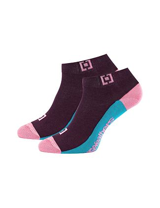 Dea socks - blackberry